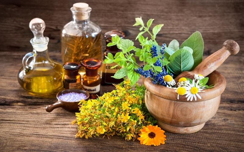 درمانهای گیاهی برای پوستهای خشک