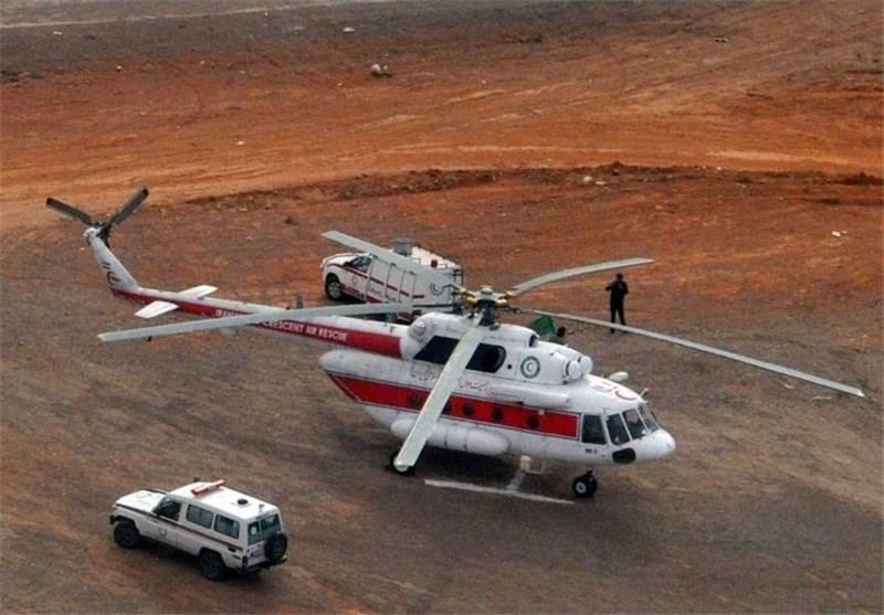 عملیات امداد و نجات هوایی و دریایی باید تقویت شود