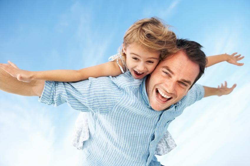 اهمیت رابطه پدر و دختر