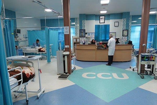 تعداد تختهای بیمارستانی متناسب با جمعیت نیست