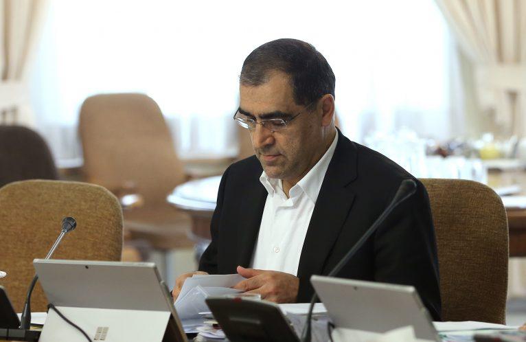 پیام تسلیت وزیربهداشت در پی درگذشت «دکتر محمد تقی خانی»