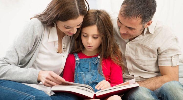 تاثیر کتابخوانی بر سلامت خانواده