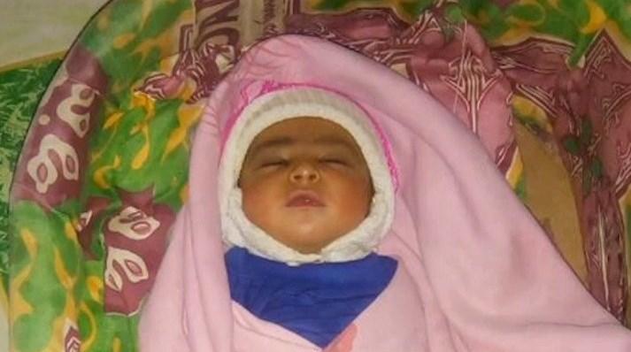 نجات شیرخواره یمنی از زیر آوار پس از ۳ روز +عکس