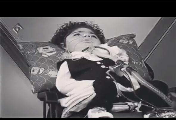 علی ضیاء از درگذشت «علی کوچولو» خبر داد +عکس