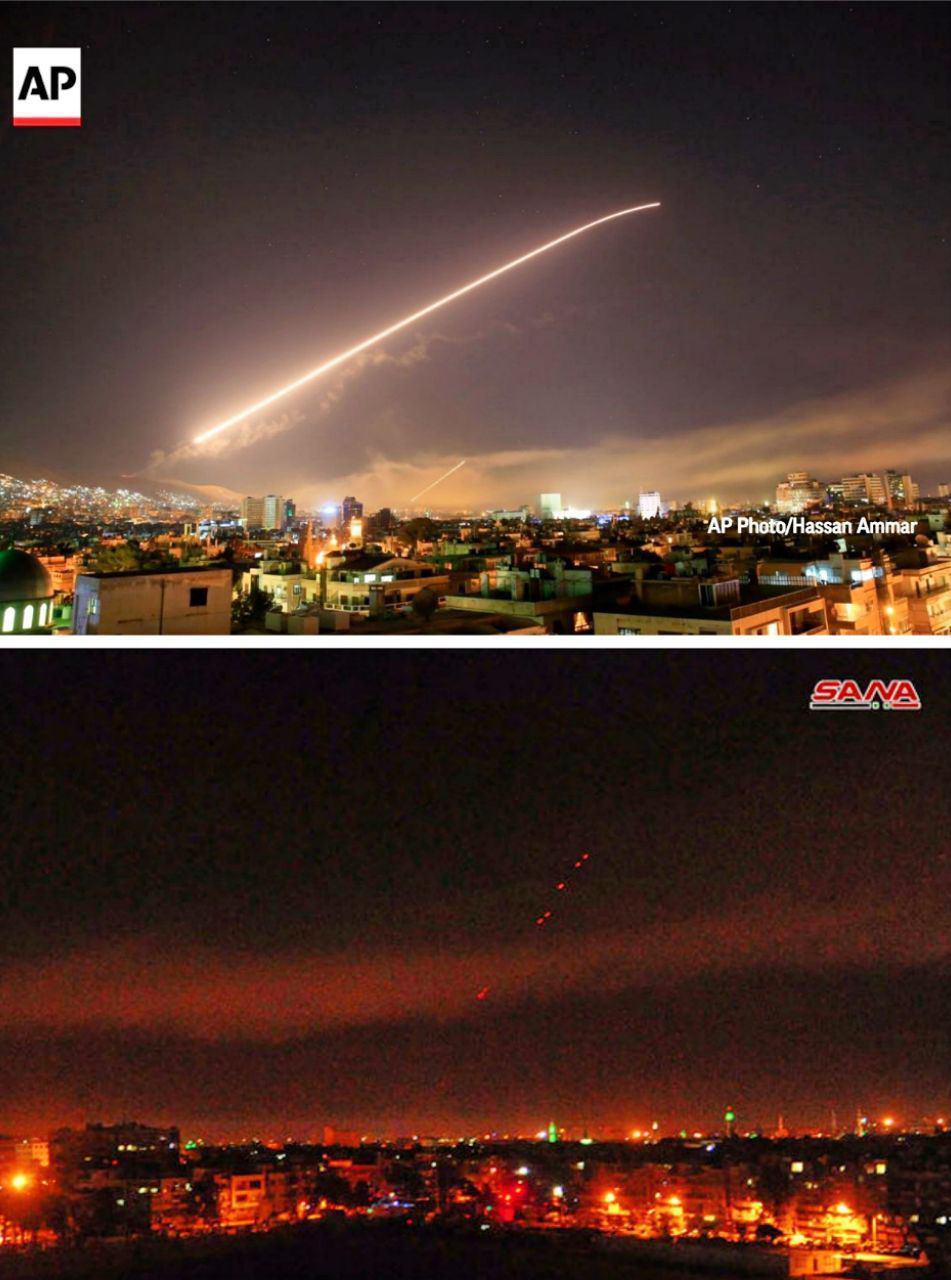 نظر یدیعوت آحارونوت راجع موشک های آمریکا در سوریه