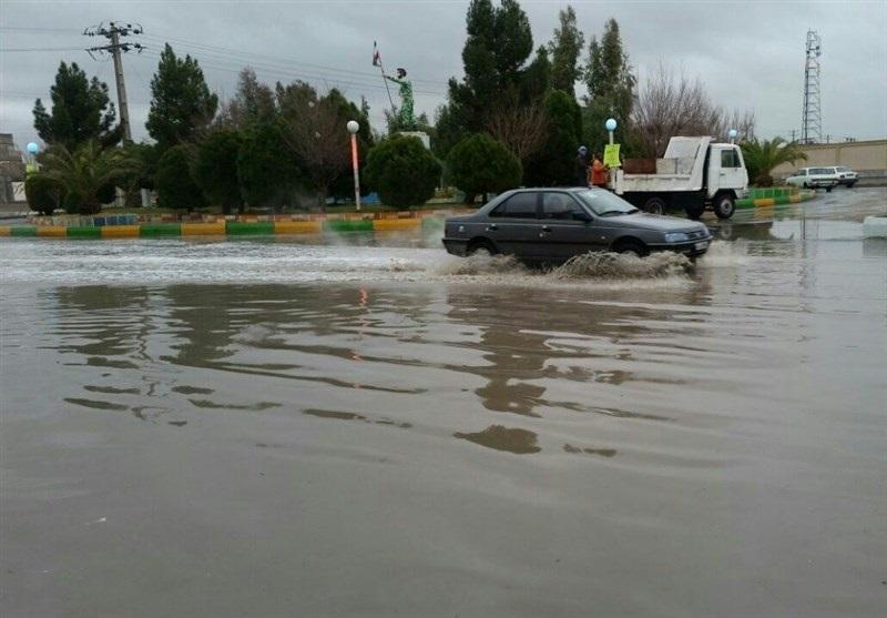 اخطار سازمان هواشناسی درباره وقوع طوفان