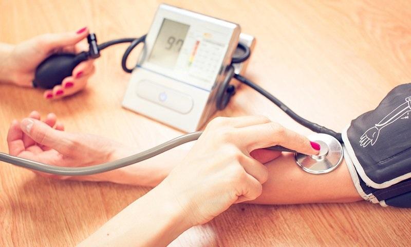 در عرض ۵ دقیقه فشار خون را کاهش دهید
