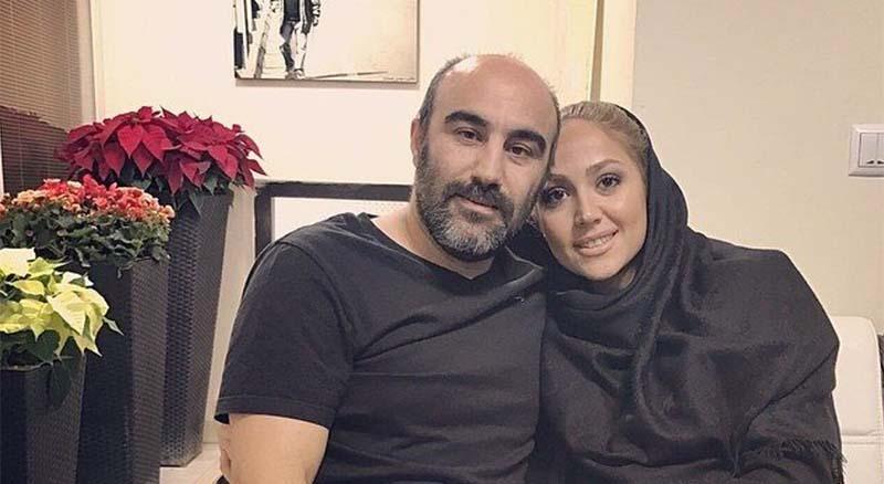 تیپ ست شده محسن تنابنده و همسرش + عکس