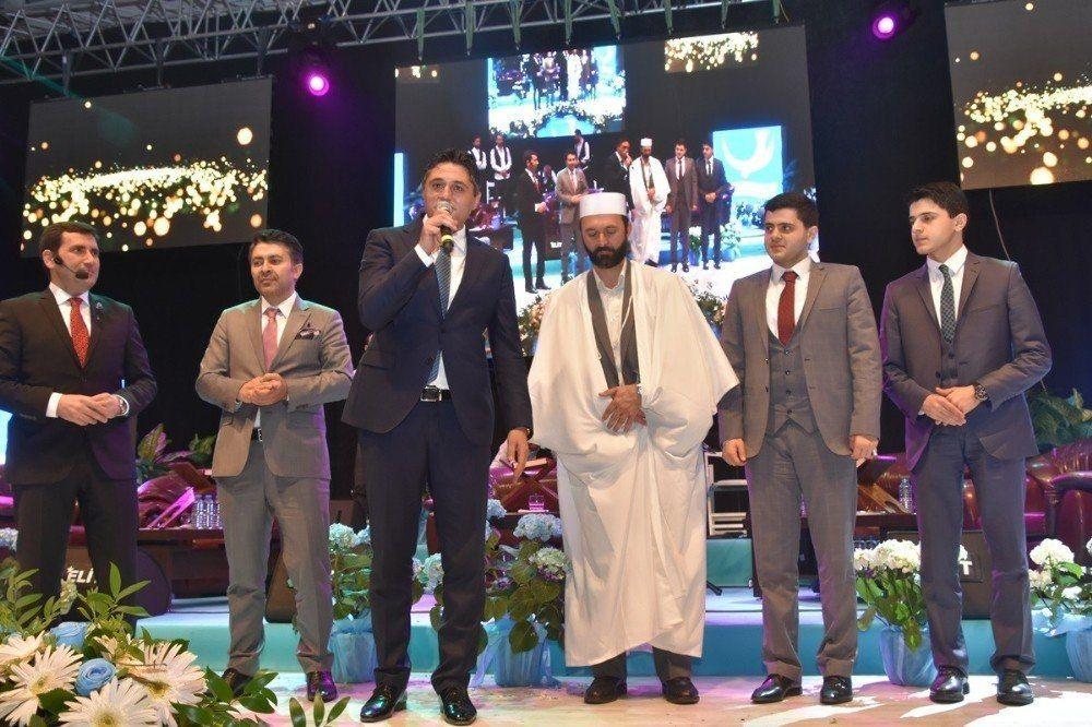 سعید طوسی قاری مشهور قرآن در ترکیه + عکس