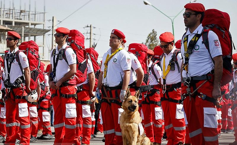 17 میلیون داوطلب در جهان در خط مقدم کمک به حادثه دیدگان