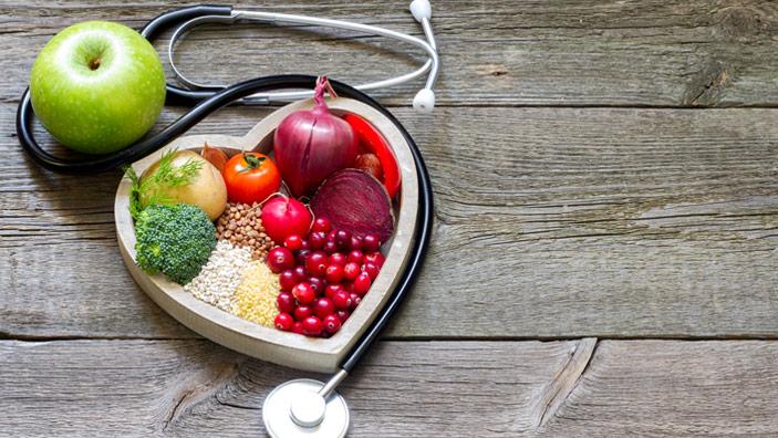اثر مصرف میوه و سبزیجات تازه بر سلامت قلب