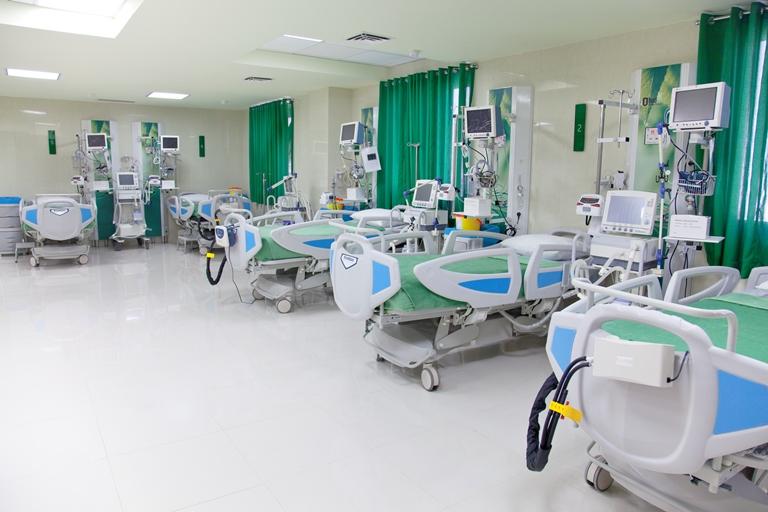 عدم توازن در توزیع تختهای بیمارستانی پایتخت