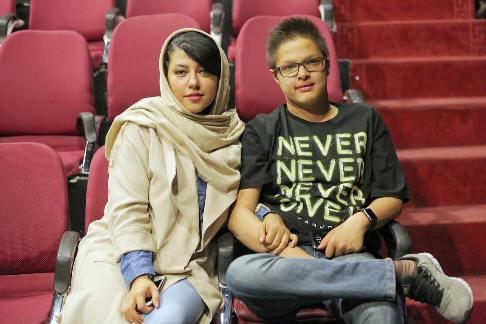 عکس و متنهای عاشقانهی همسر شهاب حسینی+عکس