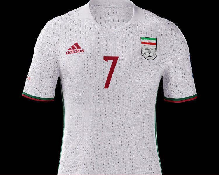 واکنش فدراسیون فوتبال به انتشار تصویر جعلی از پیراهن تیم ملی