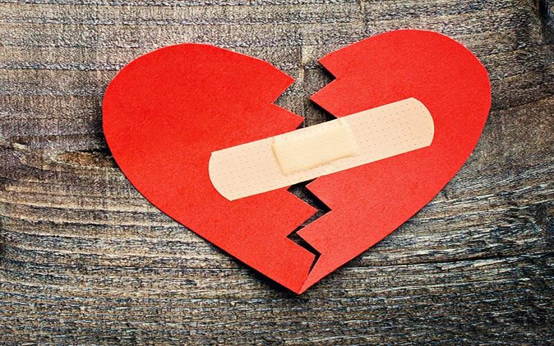 چگونه شکست عشقی را پشت سر بگذاریم؟
