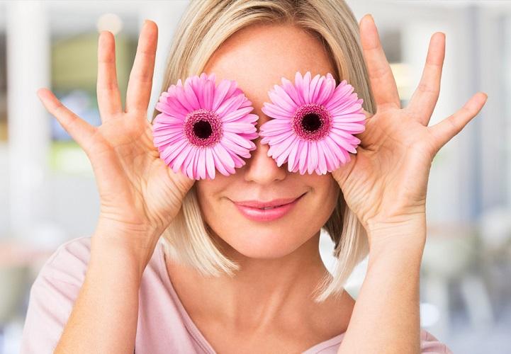 ماسک های بهاری برای تقویت مو