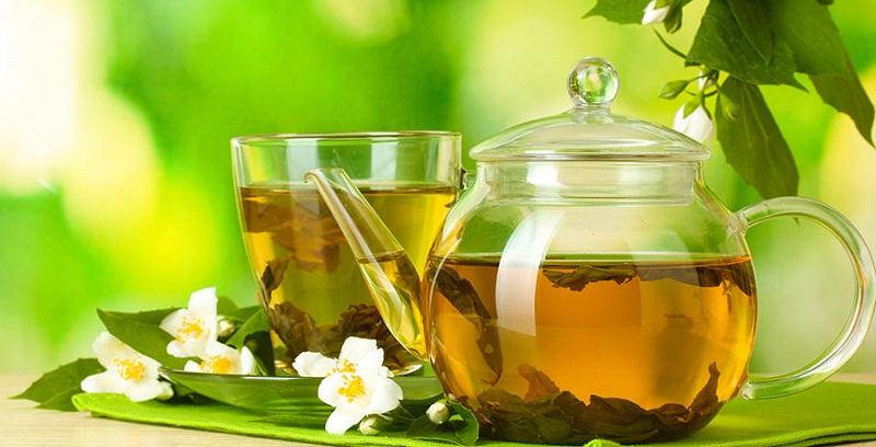 چقدر چای سبز بنوشیم تا لاغر شویم