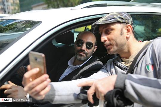 خودروی لوکس محسن تنابنده (عکس)