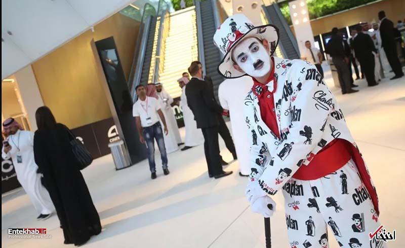 بازگشایی سینما در عربستان بعد از ۳۵ سال + عکس