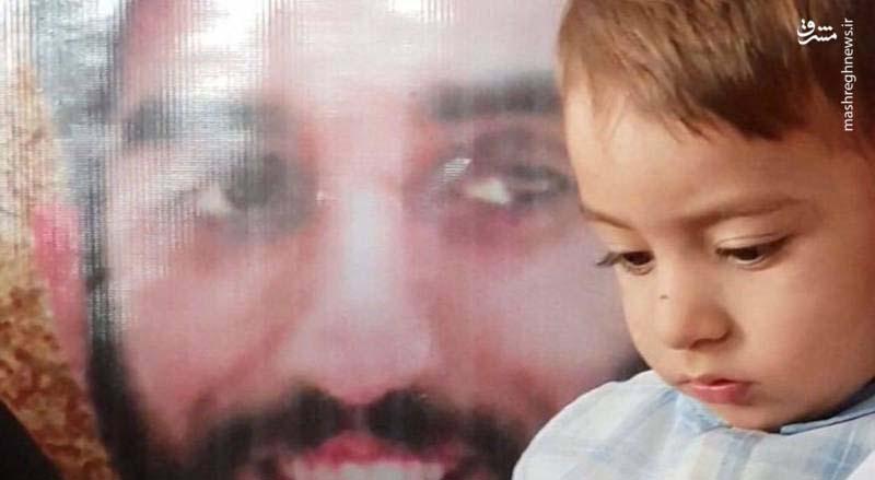 جشن تولد فرزند «شهید محسنحججی» + عکس