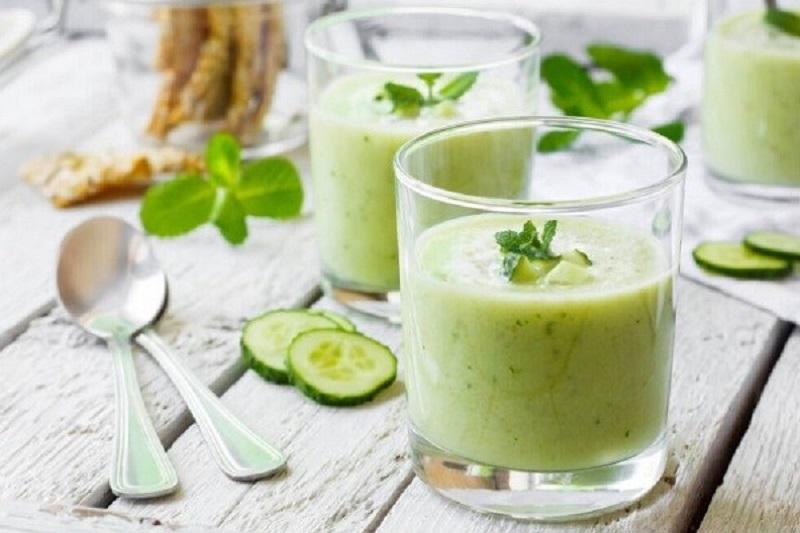 صاف کردن پوست و کم کردن وزن با این نوشیدنی