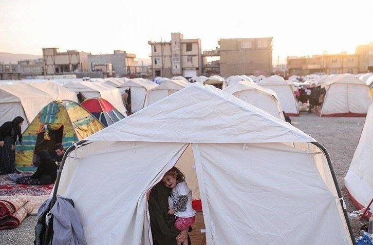 شیوع بیماری وبا و سالک در کمین زلزله زدگان