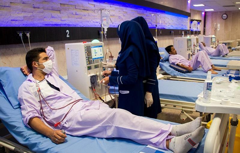 مراکز دیالیز نباید از بیمارستان ها خارج شوند