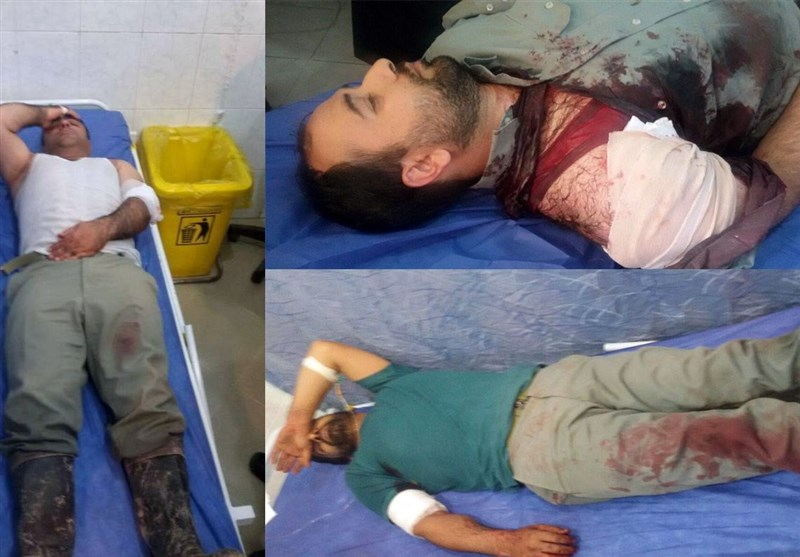 سه محیطبان در پارک ملی دز مجروح شدند +عکس