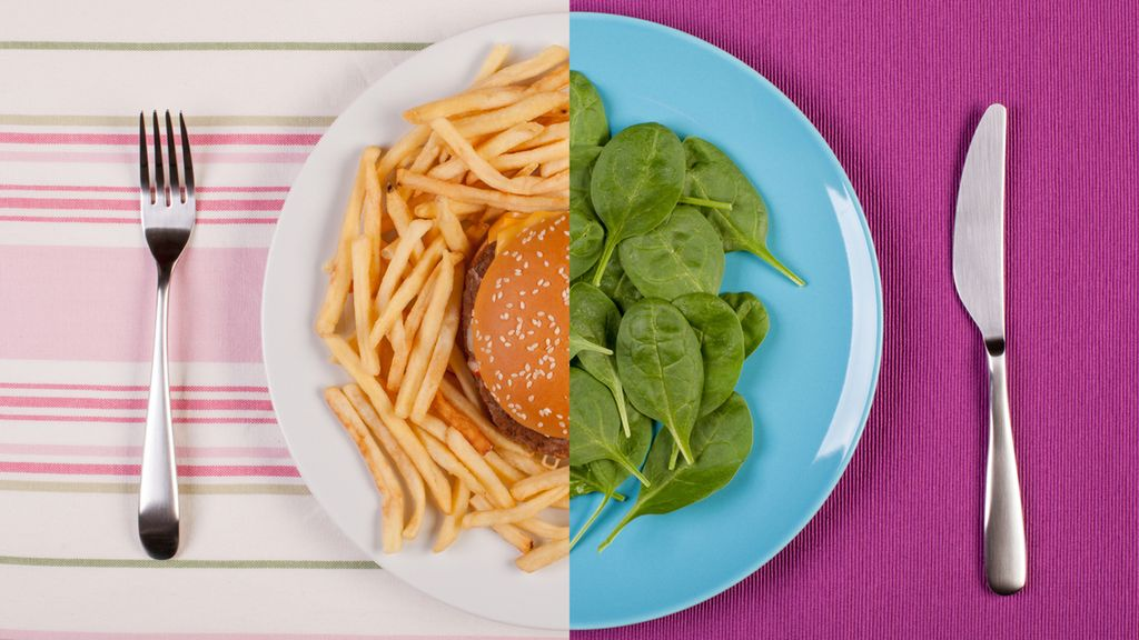 چطور بفهمیم تغذیه سالمی داریم؟ 10 علامت مشخص