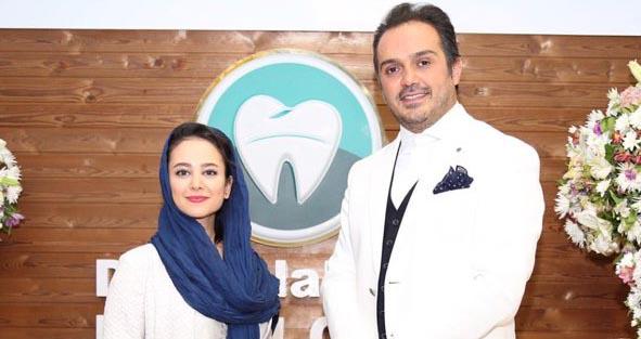 تیپ الناز حبیبی دیشب در یک مراسم + عکس