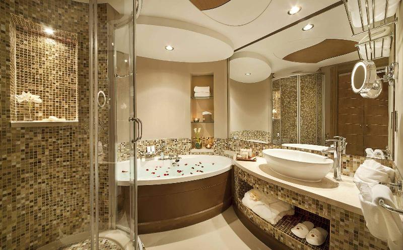 چگونه حمامی همیشه مرتب و تمیز داشته باشیم