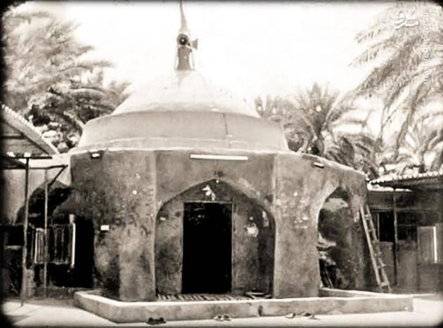 قدیمی ترین عکس از حرم حضرت ابوالفضل العباس (ع)