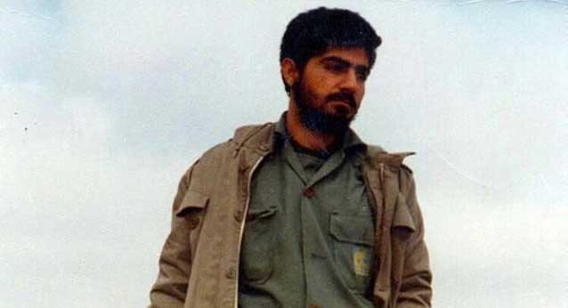 مجروحیت سردار سلیمانی در دوران دفاع مقدس + عکس