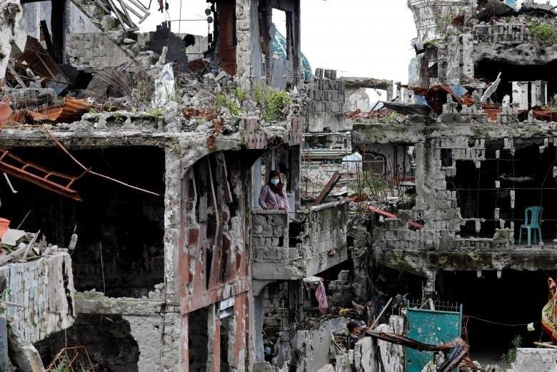 تصویری تکاندهنده از ویرانههای پس از داعش