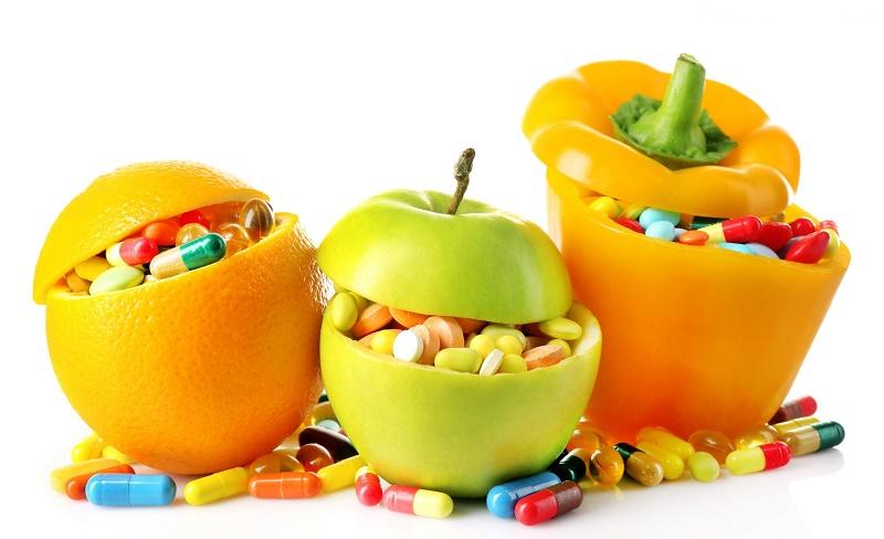 6 ویتامین و ماده معدنی را روزانه مصرف کنید تا چاق نشوید