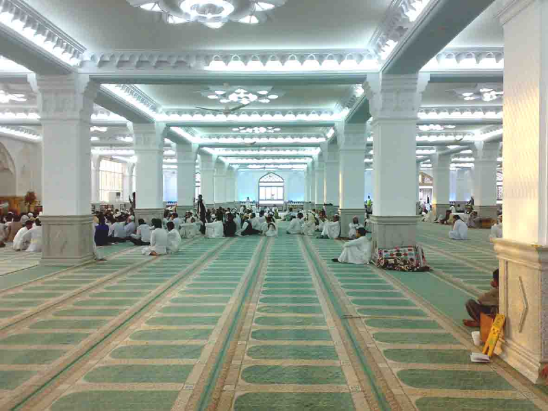 مراقب بهداشت مساجد باشید
