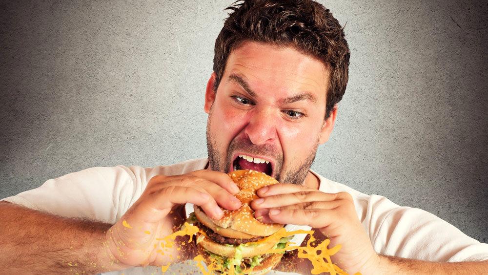 اینفوگرافیک /  غذاهایی که باعث گرسنگی می شوند