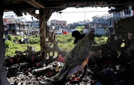 بلایی که داعشیها بر سر فیلیپین آوردند + عکس