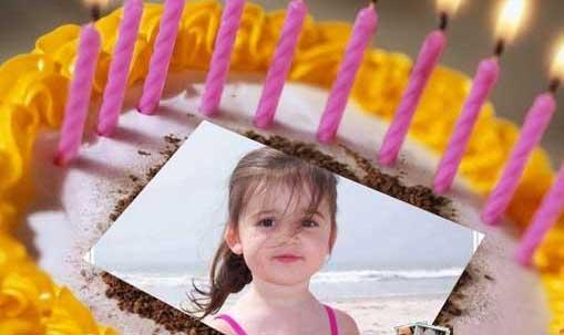 واکنش عجیب و قابل تأمل یک کودک به عکس روی کیک تولدش + عکس