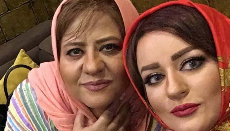رابعه اسکویی پس از بازگشت به ایران + عکس