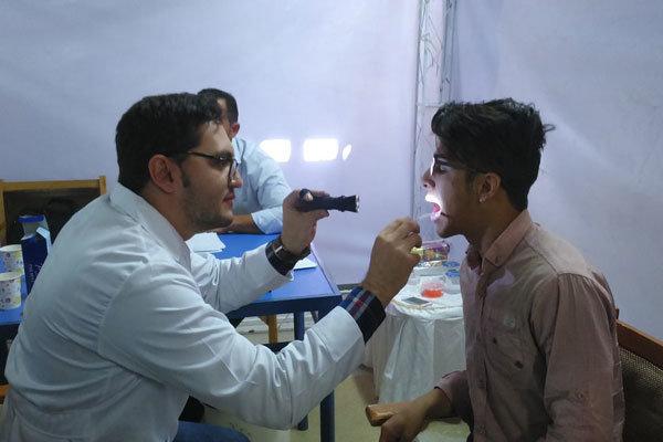 حضور پزشکان داوطلب در مناطق زلزله زده تا پایان خرداد