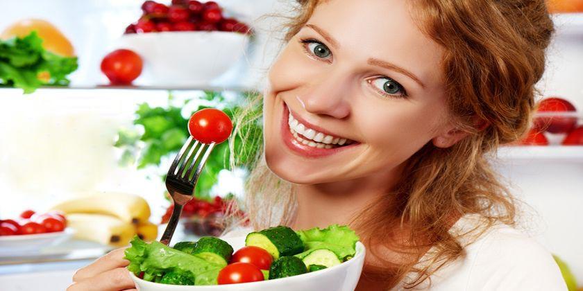 اینفوگرافیک /9 گزینه سالم غذایی برای تمام زنان