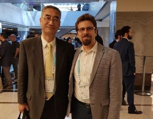 دیدار نماینده وزارت بهداشت با رییس طب سنتی سازمان بهداشت جهانی