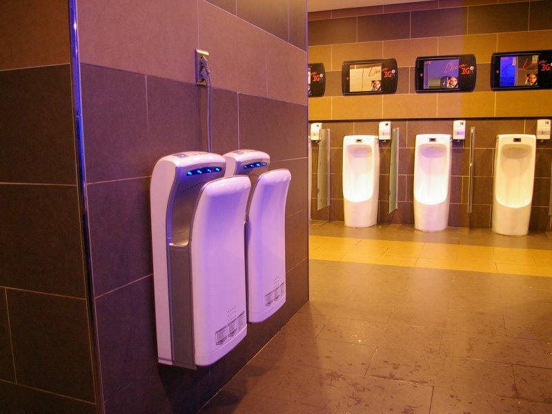 آیا دستگاه دست خشک کن مضر است