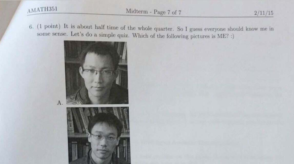 سوال امتحانی عجیب استاد ژاپنی از دانشجویان! + عکس
