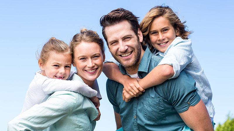 ویژگی های خانواده سالم
