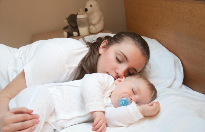 افسردگی پس از زایمان و تاثیرآن بر روی نوزاد