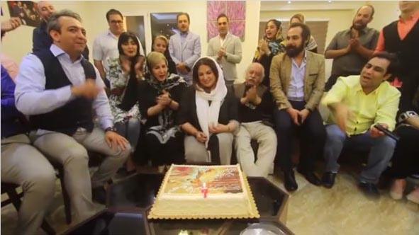 جشن تولد شهره سلطانی با حضور هنرمندان سرشناس + عکس