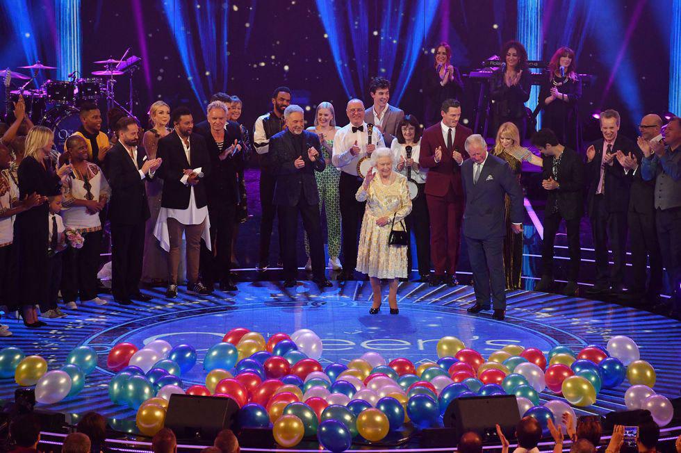 تصاویر/ جشن تولد ۹۲ سالگی مجلل ملکه انگلستان