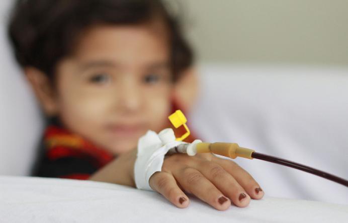اختلال در توزیع داروی آهن زدا و تهدید سلامت بیماران تالاسمی